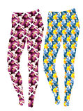 Fabric Patterns For Sports Clothing Royalty Free Stock Image
