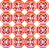 Fabric Patterns Royalty Free Stock Photography