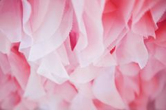 Fabric pink color for backgrounds. Texture chiffon fabric pink color for backgrounds Stock Photo