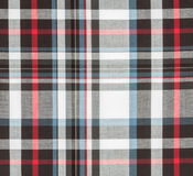 Fabric plaid Royalty Free Stock Photo