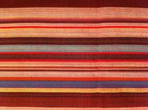 Fabric  plaid Cotton of colorful background and abstract texture Royalty Free Stock Image