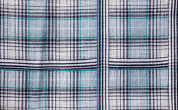 Fabric plaid texture. background Royalty Free Stock Photography
