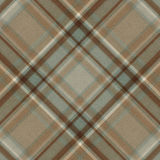 Fabric plaid texture Royalty Free Stock Photos