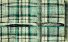 Fabric plaid texture. Stock Image