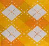 Fabric plaid texture. collars background Royalty Free Stock Image