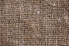 Fabric with plain weave yarn Royalty Free Stock Image