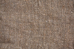 Fabric with plain weave yarn Royalty Free Stock Photography
