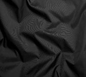 Fabric with pleats Stock Images