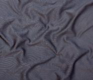 Fabric with pleats Stock Photo