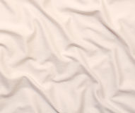 Fabric with pleats. Stock Image