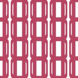 Fabric print. Geometric pattern in repeat. Seamless background with lines, stripes, geometric elements. Design for prints on fabrics, textile, surface, paper Stock Photo