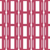 Fabric print. Geometric pattern in repeat. Seamless background with lines, stripes, geometric elements. Design for prints on fabrics, textile, surface, paper Stock Photography