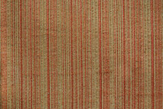 Fabric line red Royalty Free Stock Image