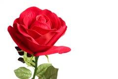 Fabric rose Royalty Free Stock Photo