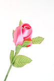 Fabric Roses Stock Image