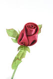 Fabric Roses Royalty Free Stock Images