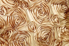 Fabric Roses Background Royalty Free Stock Photography