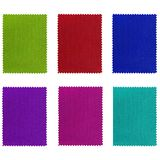 Fabric sample Royalty Free Stock Photography