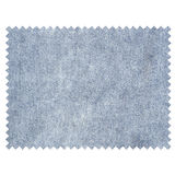 Fabric sample. A fabric sample isolated over white background Royalty Free Stock Image