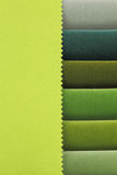 Fabric samples background Stock Photo