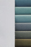 Fabric samples background Royalty Free Stock Image
