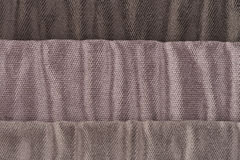 Fabric samples. Closeup detail of multi color fabric samples texture background Royalty Free Stock Image