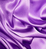 Fabric satin texture Royalty Free Stock Images