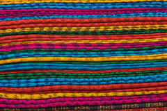 Fabric shop. Colourful fabric shop in India Royalty Free Stock Image