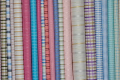 Fabric shop Royalty Free Stock Photo