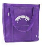 Fabric shopping bag Stock Image