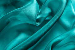 Fabric silk texture Stock Photography