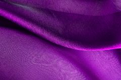 Fabric silk texture Royalty Free Stock Photography