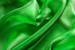 Fabric silk texture Stock Photos