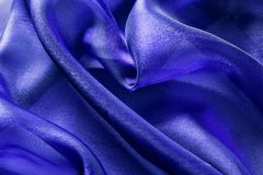 Fabric silk texture Royalty Free Stock Photos