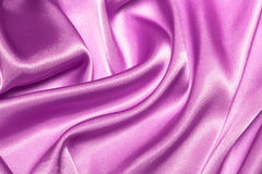 Fabric silk texture Stock Images