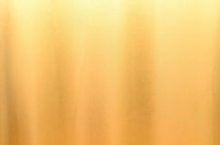 Fabric Silk Texture For Gold Background Stock Photos