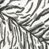 Fabric Skin White Tiger Stock Image
