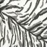 Fabric skin white tiger Stock Image
