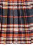 Fabric skirt Stock Photo