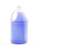 Fabric softener gallon. On white background Stock Photography