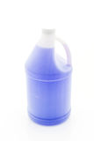 Fabric softener gallon. On white background Stock Photo