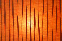 Fabric Surface With The Light Behind Royalty Free Stock Photo