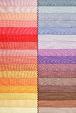 Fabric swatch 2 Royalty Free Stock Image