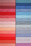 Fabric swatch 3 Stock Photo