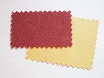 Fabric swatch Stock Photos
