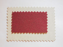 Fabric swatch Royalty Free Stock Photos