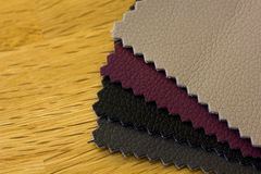 Fabric Swatches Royalty Free Stock Photography