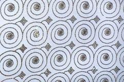 Fabric swirls backgrounds Stock Photography