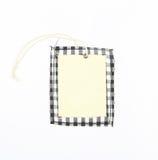 Fabric Tag Price Royalty Free Stock Photos