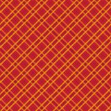 Fabric and tartan red pattern background  Royalty Free Stock Images